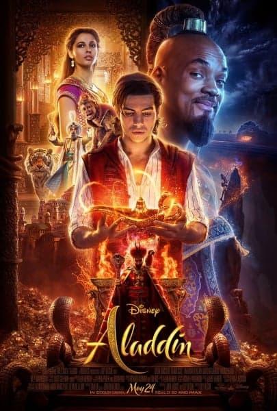 Nostalgie! De Magische Nieuwe Trailer van Aladdin